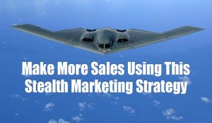 Increase Sales Using This Marketing Strategy