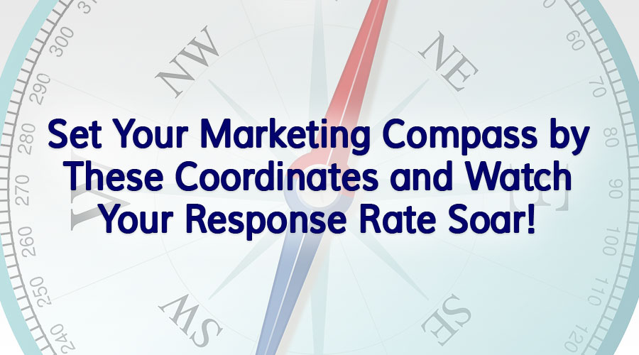 Check Your Marketing Compass to Make Sure You're on Track for Results
