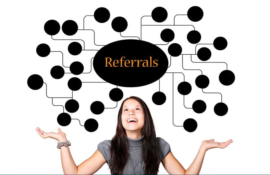 How to Increase the Number of Referrals You Get